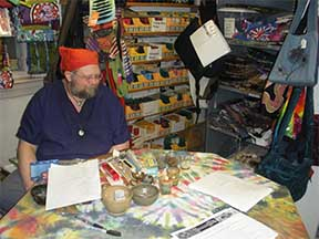 photo seth incense talk