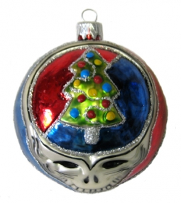 Grateful Dead Christmas Ornament.Grateful Dead Ornaments Woodstock Trading Company